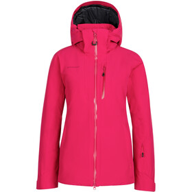 Mammut Stoney Hardshell Thermo Jas Dames, sundown